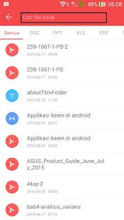 kemarin kan sudah share buka file rarnya Baru -  Cara Membuka File Pdf,Word(Doc), Excel (Xls), Powerpoint (Ppt) Di Android.