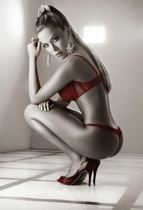 Les Femmes Sexy En Lingerie Colore