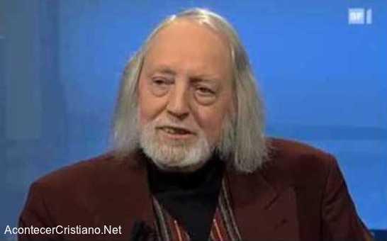 Científico Klaus Sames criopreservación