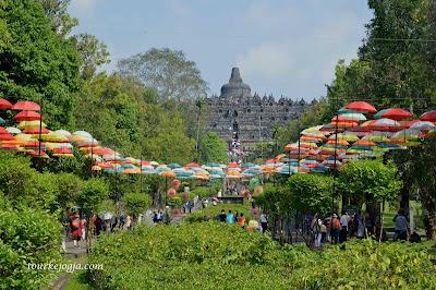 Transport wisata Murah Borobudur - Prambanan
