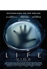 Life: Vida inteligente (2017) BDRip 1080p Latino AC3 5.1 / Español Castellano AC3 5.1  / ingles DTS 5.1