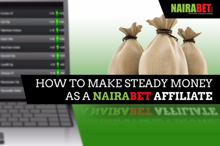 Nairabet Affiliate - Best Affiliate Program For Gamers And