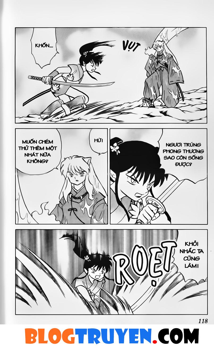 Inuyasha vol 39.7 trang 7