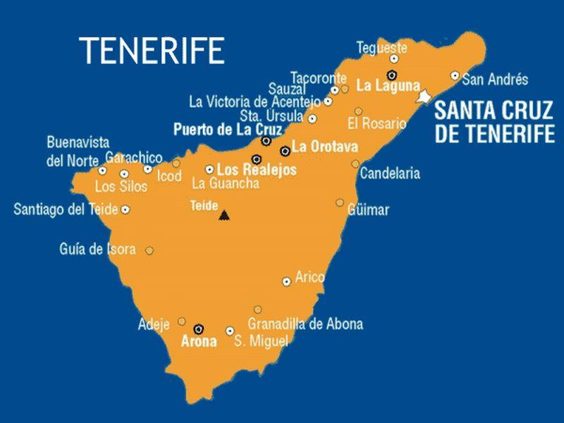 jak zaplanować wyjazd na teneryfę ?