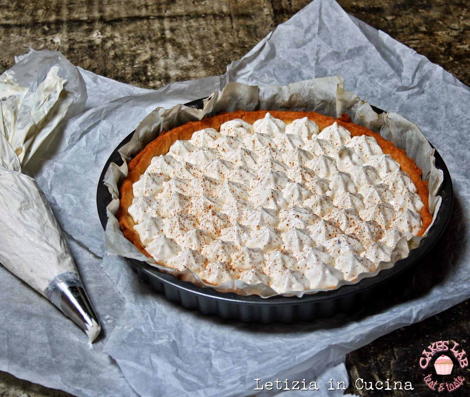 Letizia in Cucina: Torta di Latte - Cakes Lab