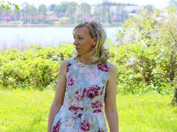 ein Sommerkleid im Mai - Me Made Mittwoch