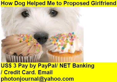 How Dog Helped Me to Proposed Girlfriend  Book Store Buy Books Online Cash on Delivery Amazon Books eBay Book  Book Store Book Fair Book Exhibition Sell your Book Book Copyright Book Royalty Book ISBN Book Barcode How to Self Book