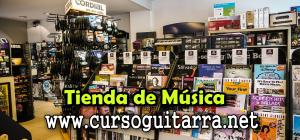 Tienda de música www.cursoguitarra.net