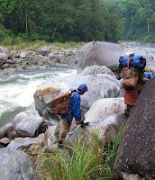 Kachin tribal area