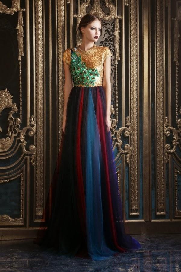 fashionstrendswomen: 2015 ladies 'casual dress models ... |Fashion Night Dress 2014