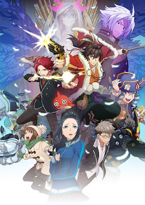 Monster Strike la Web Serie