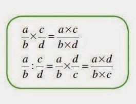 Cara Perkalian Dan Pembagian Pecahan Matematika Kelas 5 Sd Dilengkapi Pembahasan Contoh Soal
