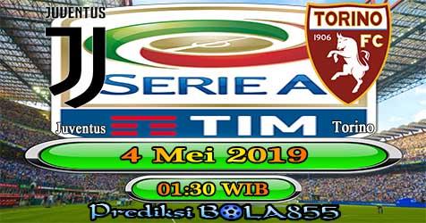 Prediksi Bola855 Juventus vs Torino 4 Mei 2019