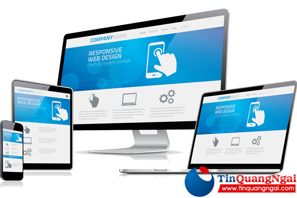 Thiết kế website ở đâu tại Quảng Ngãi tốt nhất