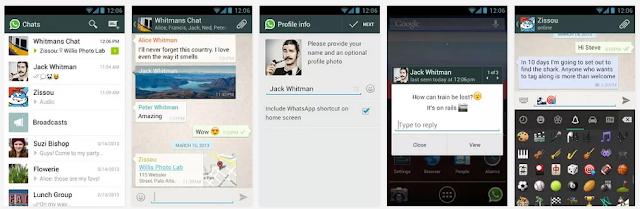 تحميل أشهر التطبيقات لإجراء المكالمات الصوتية والفيديو والدردشة مجاناً لهواتف أندرويد،أيفون،ايباد،ايبود،ويندوز فون،ونوكيا لوميا Best free app to Calls & Messages and video For all smartphones