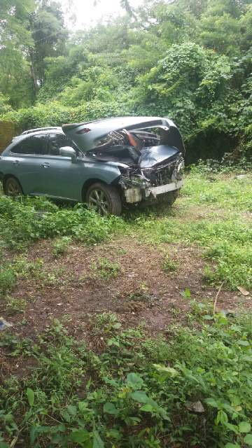 nollywood movie producer car accident