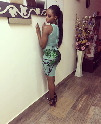 BBaija: Bam Bam's Looking Like a Hottie In Her Outfit