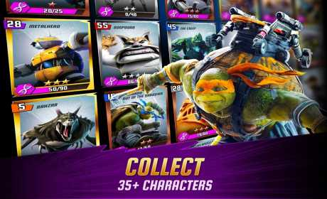 Download Game Ninja Turtles MOD APK