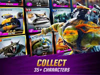 Download Game Ninja Turtles MOD APK Offline Versi Terbaru