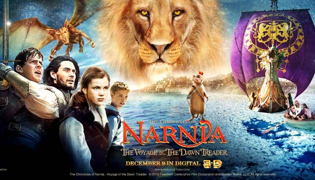 daftar film narnia