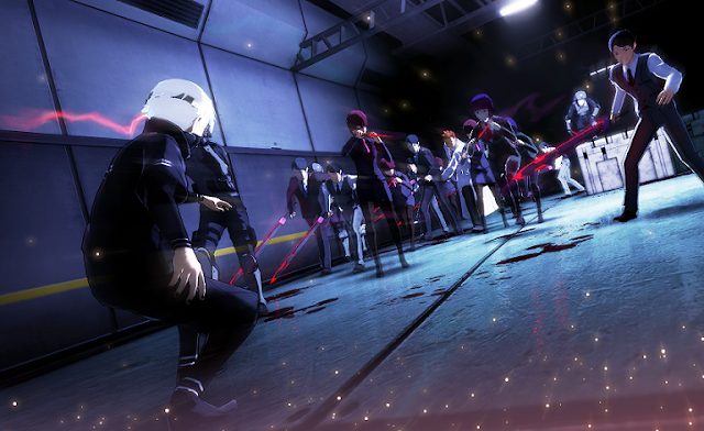 Game 'Tokyo Ghoul: re Call to Exist ' Siap Rilis 2018
