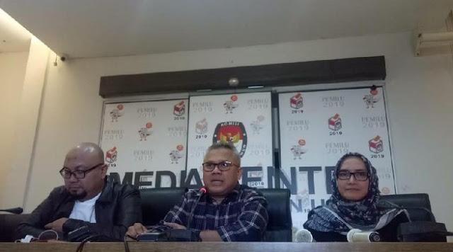 KPU Terima Hasil Rekapitulasi Pilkada 2018 di 111 Daerah