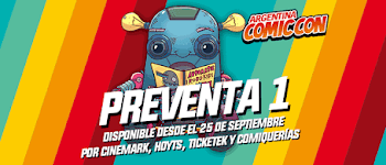 Preparate que se viene Argentina COMIC-CON 2017!!!