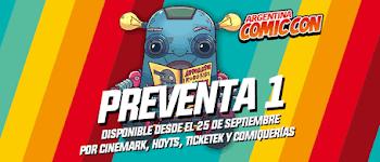 Preparate que se viene Argentina COMIC-CON 2017!!!