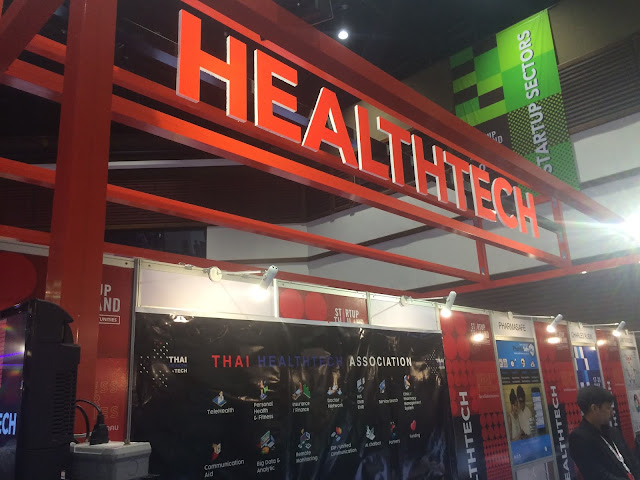 Health tech area