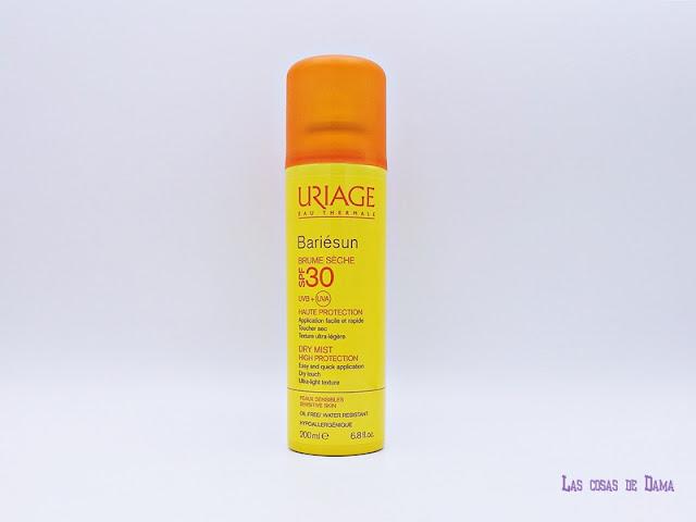 Bariésun Bruma SPF30 Uriage sunprotect protección solar farmacia dermocosmetica laboratorio