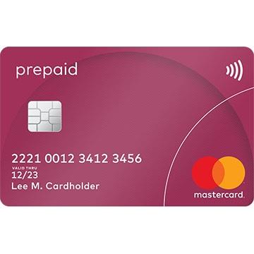 Como solicitar um cartão de crédito Mastercard pré-pago