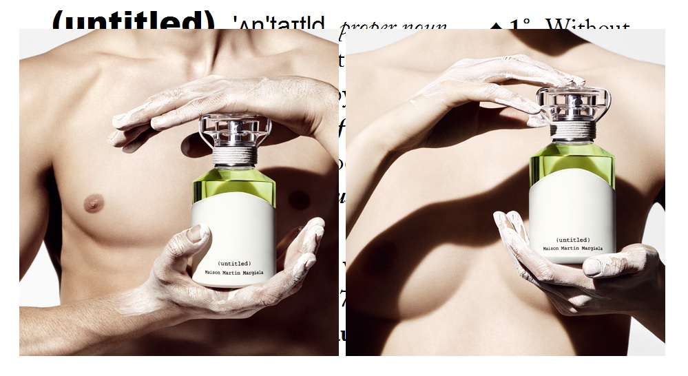 Masion Martin Margiela Untitled Perfume - Deluxshionist Grooming