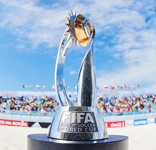 FIFA Beach Soccer World Cup 2019 Paraguay, schedule, Dates, venues, locations.
