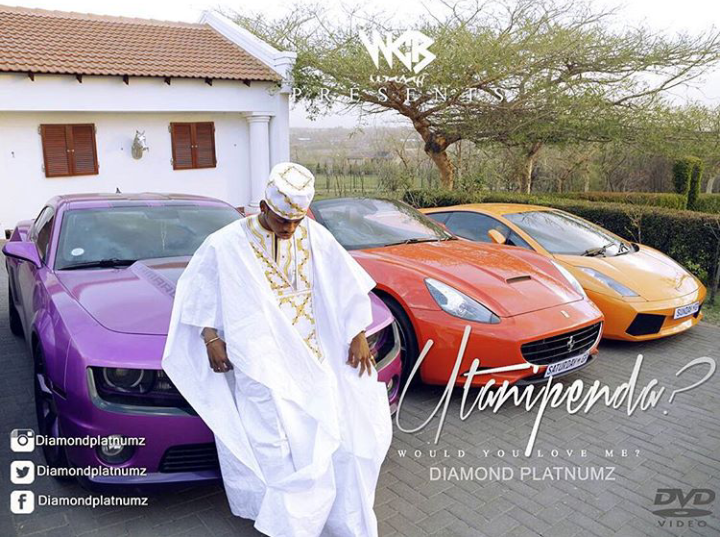 Spectacular photography : Dj mwanga diamond video