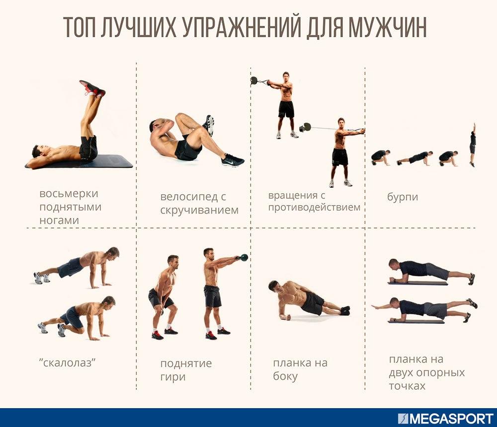 эффективные упражнения дома в картинках солитерной