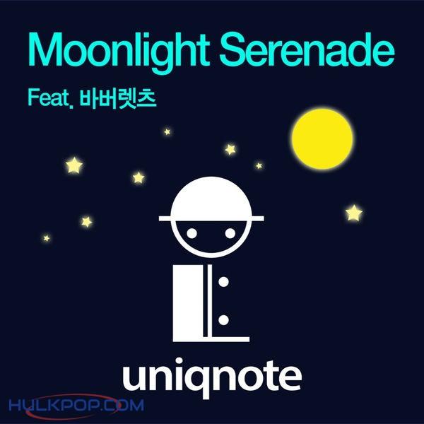 Uniqnote – Moonlight Serenade (feat. The Barberettes) – Single