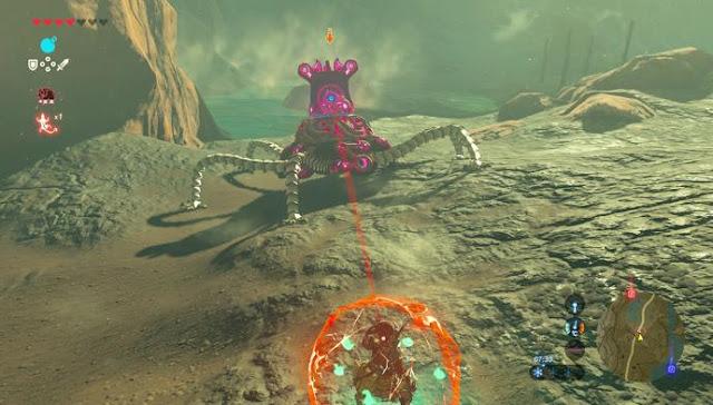 Vídeo sobre The Legend of Zelda: Breath of the Wild feito por fãs, mostra o nosso herói tentando proteger um Korok – Confira!