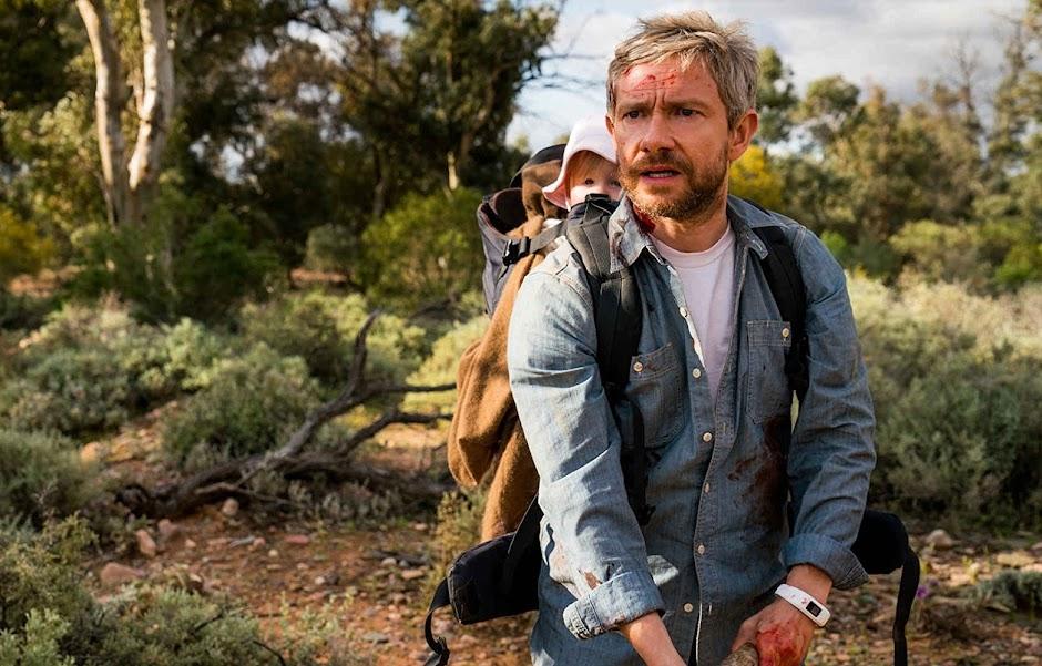 Cargo | Martin Freeman enfrenta o apocalipse zumbi no trailer do filme da Netflix