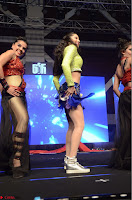Sunny Leone Dancing on stage At Rogue Movie Audio Music Launch ~  106.JPG