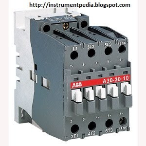 Contactor Is An Essential Component In The Control Panel It Actuates When Signal From Controller PLC Relay Logic Comes Similar To