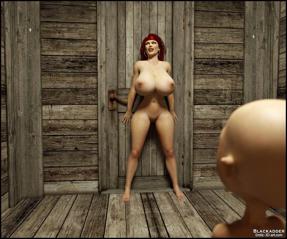 erotic 3d peril art galleries