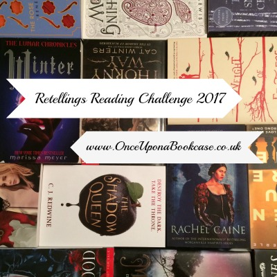 Retellings Reading Challenge 2017