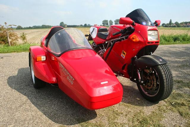 Ducati Sidecar