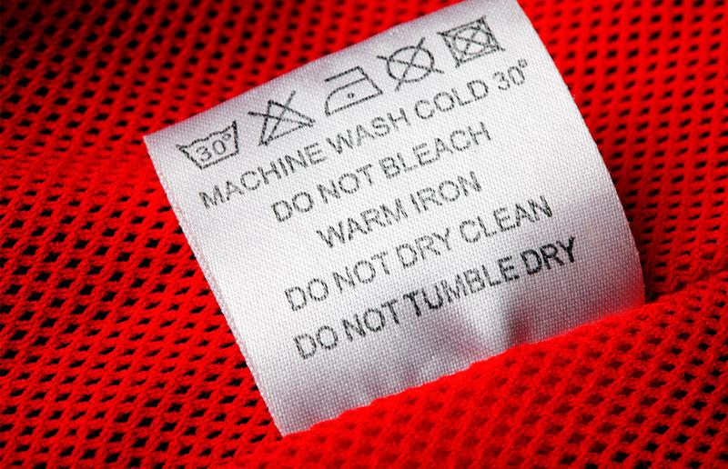 Nunca deixe de ler essa etiqueta!
