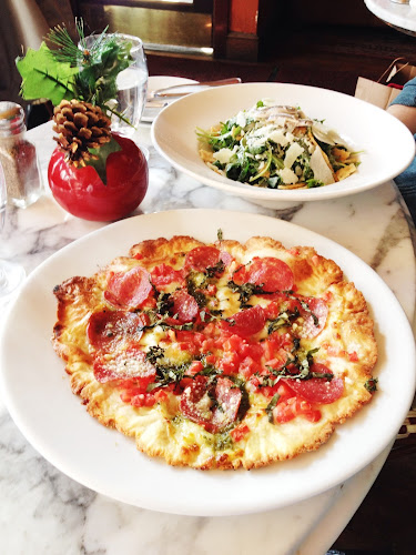 Sonsie Offers A Pretty Extensive And Scrumptious Gluten Free Menu Which Includes Pizza Dessert Items Foods That Can Be Tough To Find Without Flour