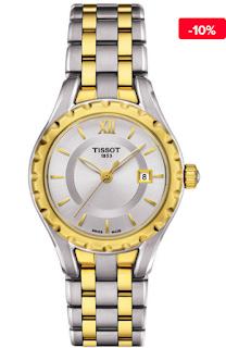 Ceas femei elegant Tissot T0720102203800
