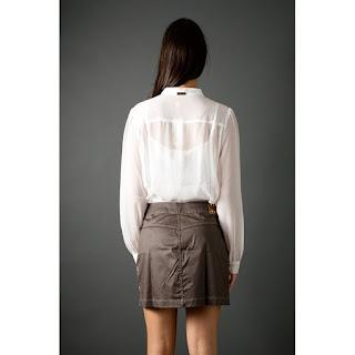 modelo de mini saia de couro - fotos e dicas