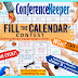 "ConferenceKeeper's ""Fill The Calendar"" Contest [Most Kinds of Genealogy Events]"