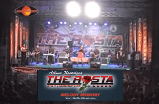 Lirik Lagu Melody Memory - Nella Kharisma