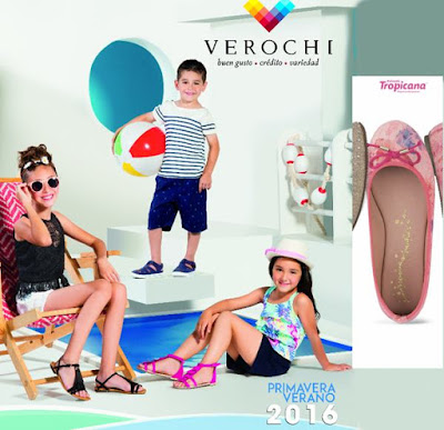 verochi catalogo calzado kids 2016-pv
